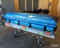 blue casket casket wrap turner sign co