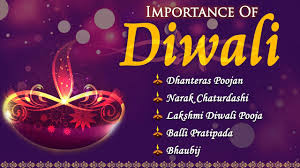 importance of diwali rituals benefits of diwali festival of