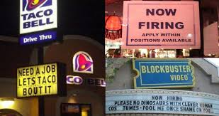 Most Hilarious Memes - 25 most hilarious help wanted signs ever weknowmemes