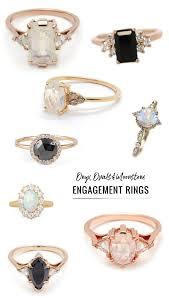 alternative wedding rings 15 best ideas of diamond alternative wedding rings