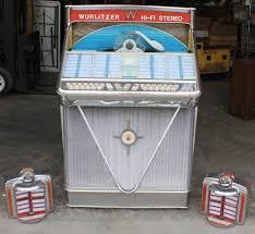 wurlitzer 2400 series jukebox w 2 wall boxes manuals records