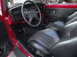 Vw Beetle Classic Interior 1972 Volkswagen Super Beetle Convertible New Interior For Sale