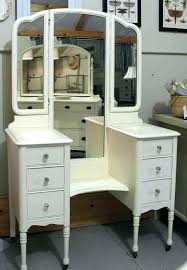 awesome makeup vanity table with lighted mirror or vanity tables