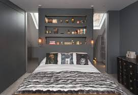 Installing Ensuite In Bedroom 45 Cool Ideas To Use Space Behind The Bed Shelterness