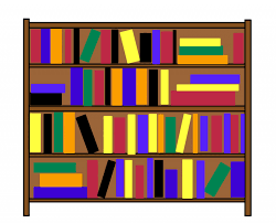 bookshelves clipart free download clip art free clip art on