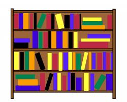 bookshelf clipart free download clip art free clip art on