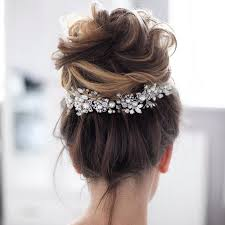 how to wrap wedding hair best 25 easy wedding hairstyles ideas on pinterest easy down