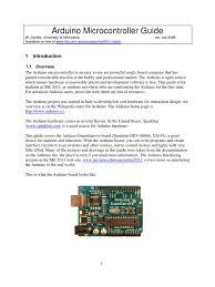 100 arduino microcontrollers projects lab manual arduino