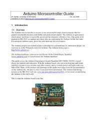 arduinoguide subroutine control flow