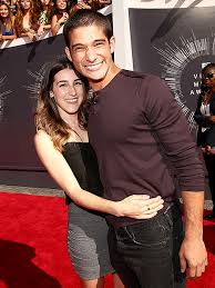 tyler posey talks about being tyler posey teen wolf marriage