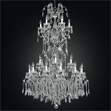 Glow Lighting Chandeliers Chandelier Grand Closdurocnoir