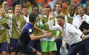 world cup 2014 best celebrations telegraph
