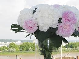 composition florale mariage une décoration florale de mariage raffinée et élégante