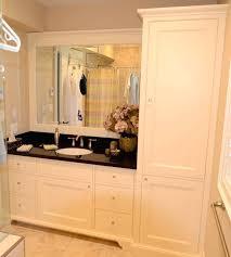 Bathroom Tower Cabinet Bathroom Tower Cabinet Bathroom Vanity With Tower Vanities Storage