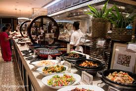 spiral buffet at sofitel manila is this u0027s grandest buffet