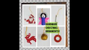 diy christmas handmade ornaments idea handmade christmas paper