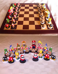national gaming day make your own chess set using polymer clay