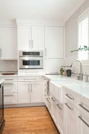 sleek chic white kitchen 2014 hgtv