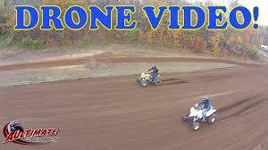 motocross drag racing drag racing and motocross racing drone video adirondack atv riders