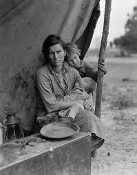 Depression Black Flag Dorothea Lange Photos Of The Great Depression