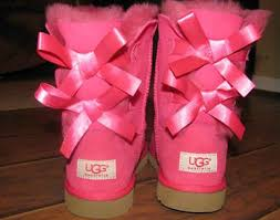 ugg bailey bow pink sale 180 best ugg boots images on shoes casual