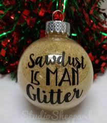 Christmas Decorations Using Glitter by 25 Best Funny Christmas Ornaments Ideas On Pinterest Diy