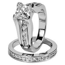 womens engagement rings engagement wedding ring sets ebay