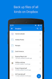dropbox app for android dropbox for android free and software reviews cnet