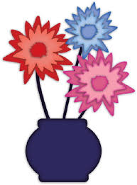 Clipart Vase Of Flowers Flowers In A Vase Clip Art Clipart Panda Free Clipart Images