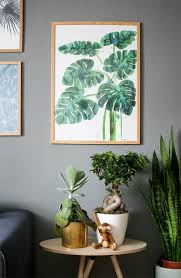 Best  Plant Art Ideas On Pinterest Kitchen Plants Window - Home decoration plants