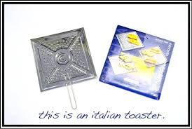 Italian Toaster Q U0026 A With Faith H Willinger Chef Author Patron Saint Of The