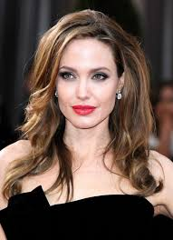 soft curl hairstyle angelina jolie long hairstyle soft curls pretty designs