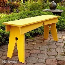 Backyard Bench Ideas 15 Unique Diy Garden Bench Ideas That You Can Easily Create At