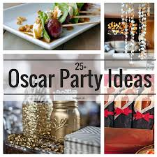 oscar party ideas 25 oscar party ideas