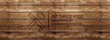 carved wood plank pax carved wood home