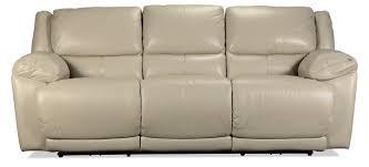 sofa taupe rumi power reclining sofa taupe levin furniture