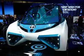 hydrogen fuel cell car toyota the world u0027s first zero emissions train could be running by 2017