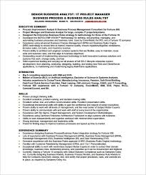 exle of business analyst resume business analyst resume exles template resume builder