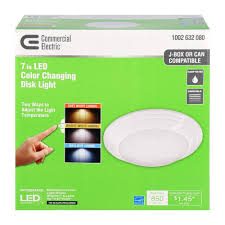 edge lighting change color energy conservation how to review commercial electric 74203 and