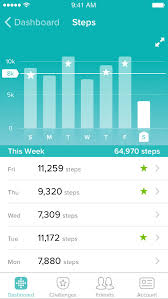 fitbit app android fitbit app dashboard