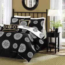 Camo Bedding Walmart Black And White Bedding Medallion Black And White Comforter Set