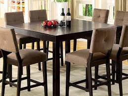 Small Square Kitchen Table by Kitchen Table Innovative Decoration Counter Height Dining Table