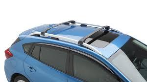 Subaru Forester 2014 Crossbars by Shop Genuine 2017 Subaru Impreza Accessories Subaru Of America