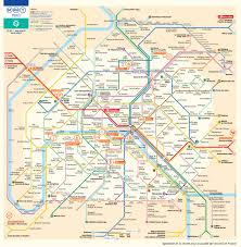 Metro Expo Line Map by Paris Metro Map U2013 The Paris Pass