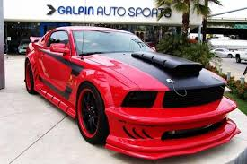cool ford mustangs ten stunning customized mustangs on mycarid