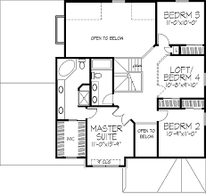 superior blueprint of a two story house 7 two house