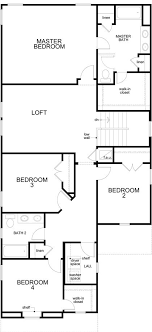 floor plan for new homes plan 2708 new home floor plan in the vistas of carmona by