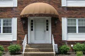 Dome Awning Residential Awnings By Omar