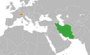 Switzerland World Map by Iran U2013switzerland Relations Wikipedia