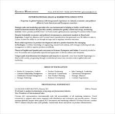 Sale And Marketing Resume Sales Resume U2013 9 Free Samples Examples Format